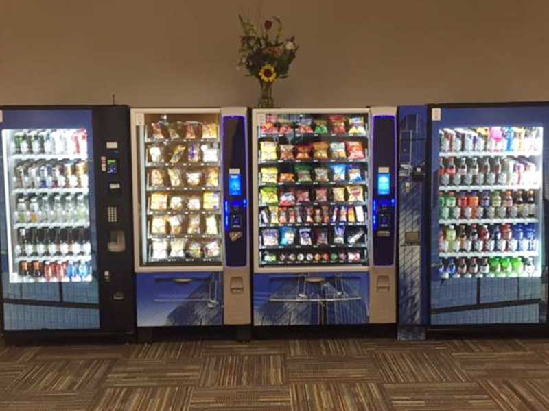 Kansas City vending machines and services