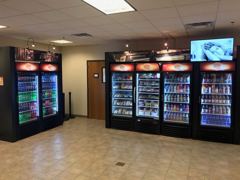 Self-serve micro-markets in Kansas City
