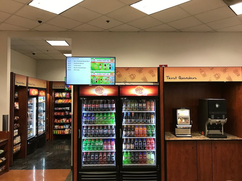 Kansas City self-serve micro-markets