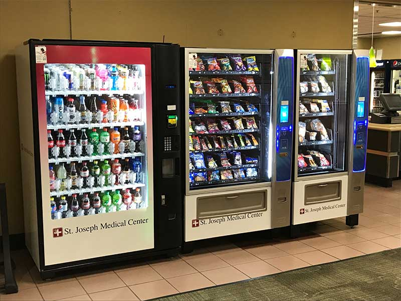 Kansas City vending machines